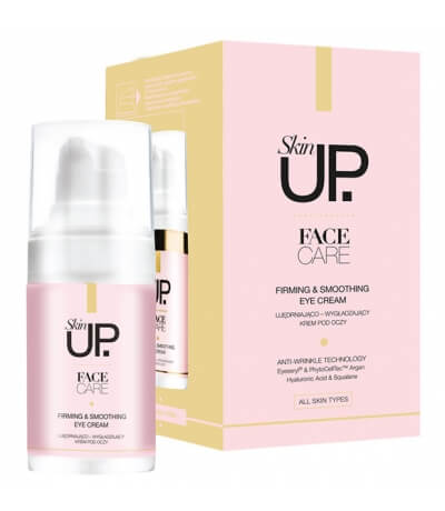 Skin Up Face Care Firming & Smoothing Cream for Skin Around Eyes