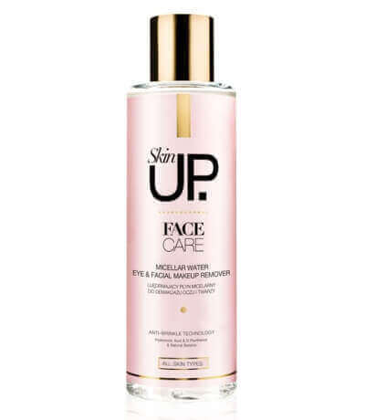Skin Up Face Care Firming Micellar Lotion for Make-up Removing