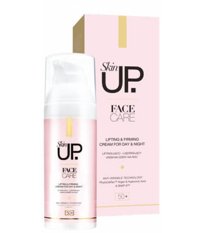 Skin Up Face Care Lifting & Firming Cream for Day and Night 50+