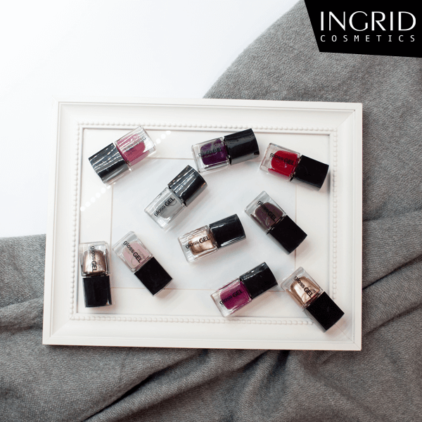 Sơn Gel Polish Gloss Gel INGRID 10g