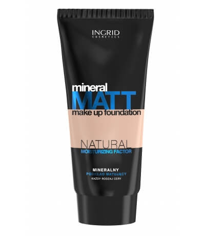Kem nền MINERAL MATT INGRID 30ml