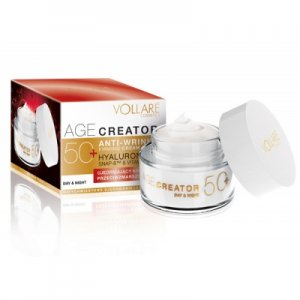 50+ FIRMING ANTI-WRINKLE CREAM DAY/NIGHT AGE CREATOR VOLLARE